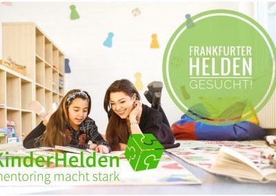 StarkMacher-MentorInnen FrankfurtRheinMain im LeseTandem+