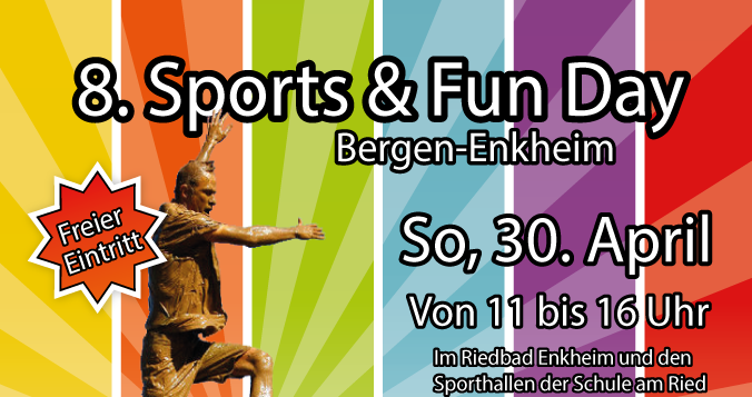 8. Sports & Fun Day Bergen-Enkheim