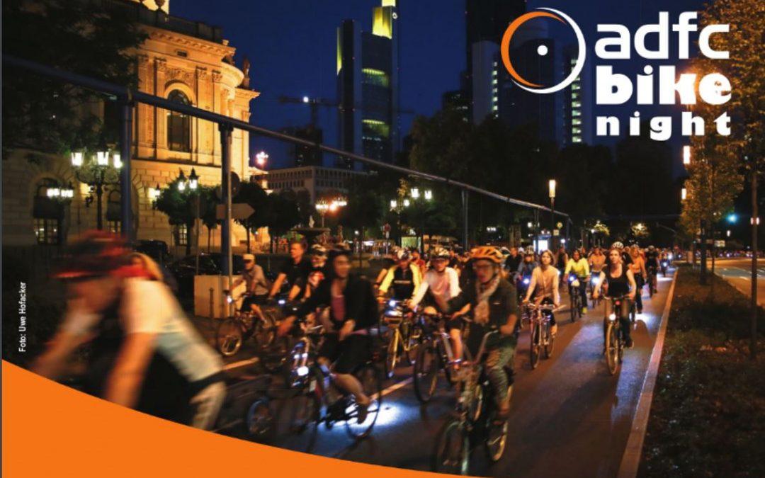 bike-night des ADFC – Unterstützung als Ordnerin bzw. Ordner
