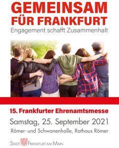 Frankfurter Ehrenamtsmesse 2021